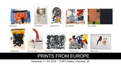 PRINTS FROM EUROPE Opening Reception