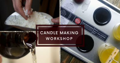 DIY Candle Making Workshop