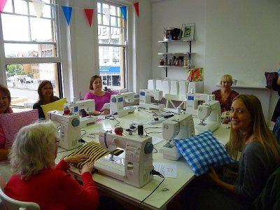 Sewing Basics - One Day Workshop