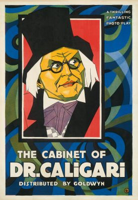 Sounds of Silence Film Series: The Cabinet of Dr. Calligari