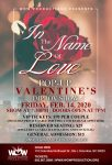 In The Name of Love Pop-up Valentine's Improv Show