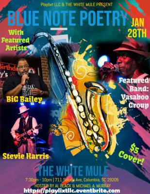 Blue Note Poetry feat. BiG Bailey & Stevie Har...