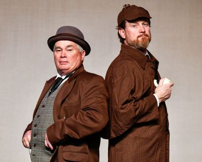 Ken Ludwig's Baskerville at Town Theatre