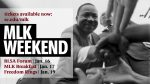 Freedom Rings: Celebrating the Life of Martin Luther King, Jr. through Arts