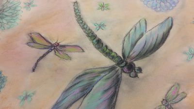 Pastels With Laureatte - Four Day Workshop