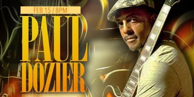 Paul Dozier Live! A Night of Jazzy Grooves