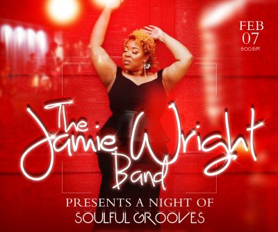 The Jamie Wright Band Presents A Night of Soulful Grooves