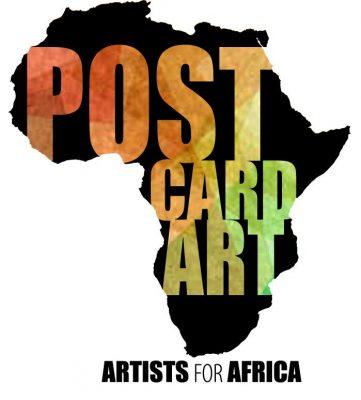 Artists for Africa   Postcard Art Auction