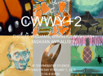 CWWY+2 Open Gallery Exhibition