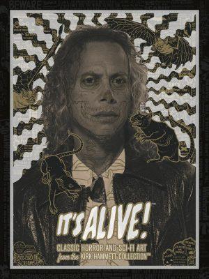 Creature Feature with Kirk Hammett