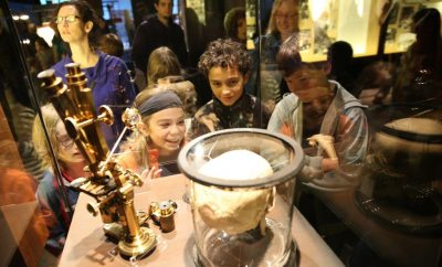 Super Sleuth Saturday at the State Museum