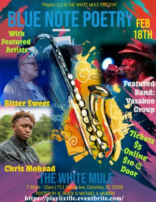 Blue Note Poetry feat. Bitter Sweet & Chris Mohead!