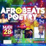 Afrobeats & Poetry!