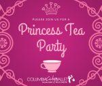 CANCELED: Princess Tea Party