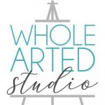 The Whole Arted Studio: Blue Ridge Mountain Art Box