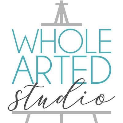 The Whole Arted Studio: Blue Ridge Mountain Art Box
