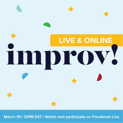 Live and Online Improv