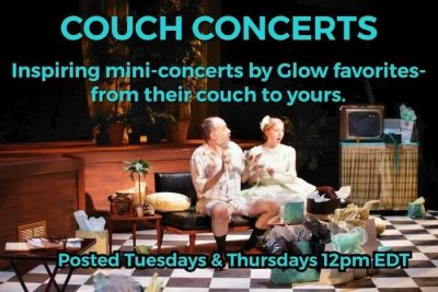 Couch Concerts by Glow Lyric Theatre