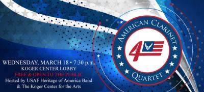 American Quartet Clarinet Concert