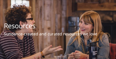 Sundance Institute | Free Webinars & Classes
