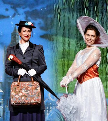 POSTPONED-Mary Poppins at Town Theatre