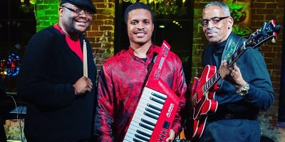 Jazzy Trinity Presents A Night of Soulful Melodies