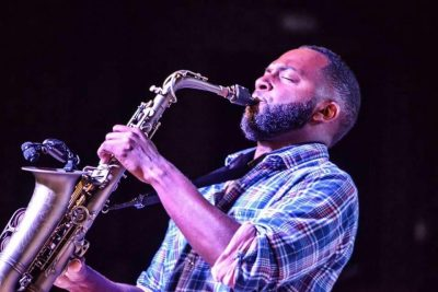David Glymph Presents A Night of Sax, Soul and Jaz...