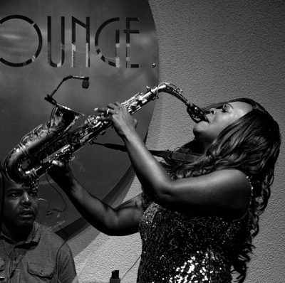 Jeanette Harris Live! A Jazzy Soul Experience