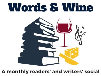 CANCELED: Words and Wine With Author Steve Gordy