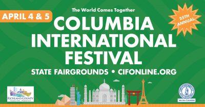 POSTPONED: International Festival