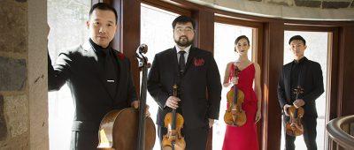 CANCELED: Parker Quartet Spring Residency