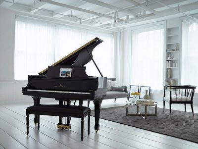 CANCELED: Sundays with Steinway & Sons Concert