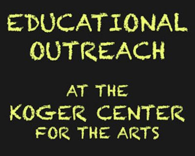 Koger Center Educational Outreach Performances