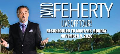 David Feherty Live Off Tour
