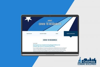 Columbia Economic Development Resources