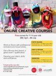 Creative Youth Network | Free Online Creative Courses