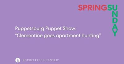 Puppetsburg Puppet Show