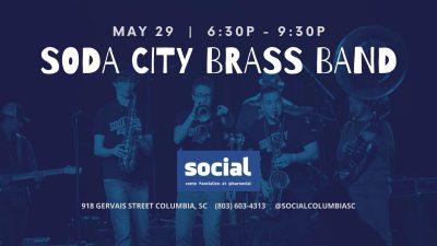 Soda City Brass Band LIVE!