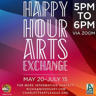 Happy Hour Arts Exchange