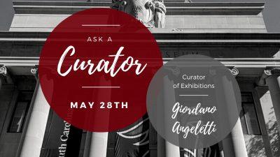 Ask a Curator   Giordano Angeletti
