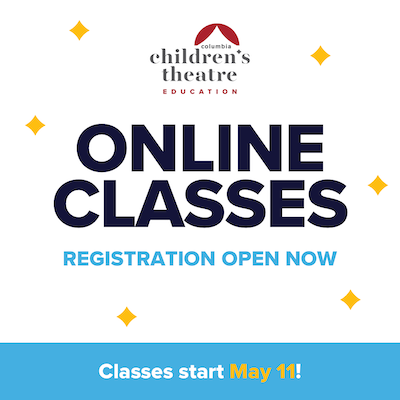 Columbia Children's Theatre Online Classes