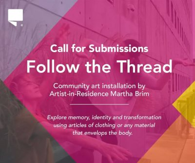 Call for Submissions: Follow the Thread