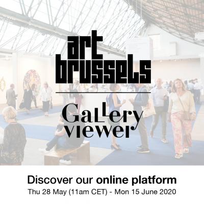 Art Brussels Online Platform
