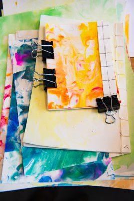 Create Storytelling through Collage Workshop