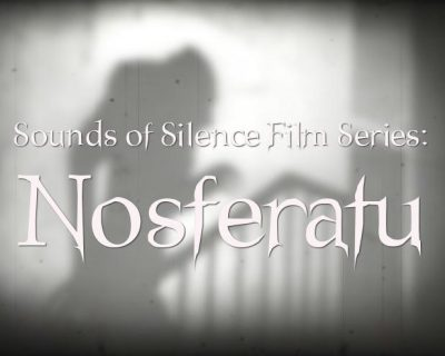 Party for Sounds of Silence Film Series: Nosferatu