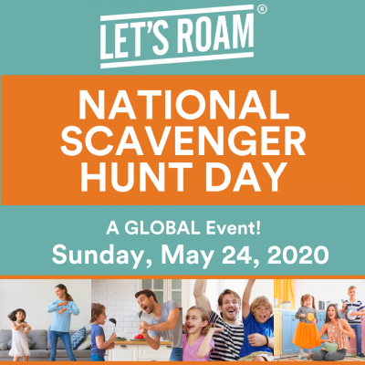 The World's LARGEST Scavenger Hunt!
