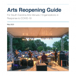 SC Arts Alliance Arts Reopening Guide