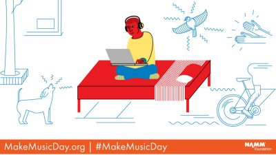 Make Music Day   Bedroom Studios