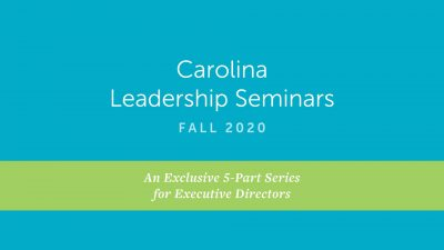 Carolina Leadership Seminars