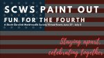 SCWS Paint Out-Fun for the Fourth